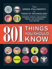 801 Things You Should Know 0 9781440565717 1440565716