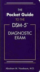The Pocket Guide to the DSM-5 Diagnostic Exam 1st Edition 9781585624669 1585624667