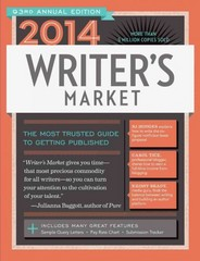 2014 Writer's Market 93rd Edition 9781599637327 1599637324