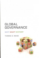 Global Governance 1st Edition 9780745660462 0745660460
