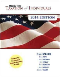 Mcgraw hills taxation of individuals 2014 edition 5th edition mcgraw hills taxation of individuals 2014 edition 5th edition view more editions fandeluxe Choice Image