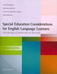 Special Education Considerations for English Language Learners 2nd Edition 9781934000113 1934000116