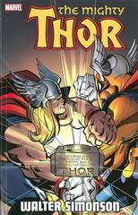 Thor by Walter Simonson - Volume 1 1st Edition 9780785184607 0785184600