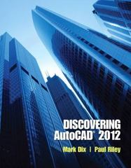Discovering AutoCAD 2012 1st edition 9780132710343 013271034X