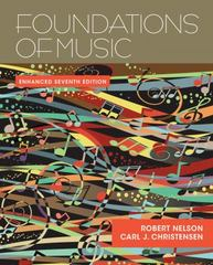 Foundations of Music, Enhanced (with Premium Website Printed Access Code) 7th Edition 9781285446165 128544616X
