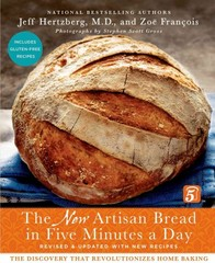 The New Artisan Bread in Five Minutes a Day 2nd Edition 9781250018281 1250018285