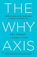 The Why Axis 1st Edition 9781610393119 1610393112