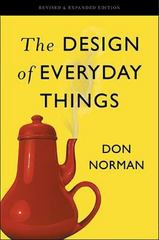 The Design of Everyday Things 1st Edition 9780465050659 0465050654