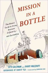 Mission in a Bottle 1st Edition 9780770437497 0770437494
