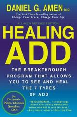 Healing ADD Revised Edition 1st Edition 9780425269978 0425269973