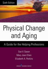 Physical Change and Aging 6th Edition 9780826198648 0826198643