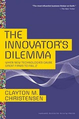 The Innovator's Dilemma 1st Edition 9781422196021 142219602X