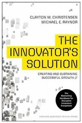 The Innovator's Solution 1st Edition 9781422196571 1422196577