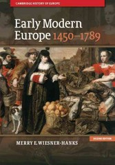Early Modern Europe, 1450-1789 2nd edition 9781107643574 1107643570
