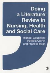 Doing a Literature Review in Nursing, Health and Social Care 1st Edition 9781446249611 1446249611