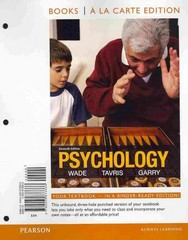 Psychology, Books a la Carte Plus NEW MyPsychLab with eText -- Access Card Package 11th edition 9780205873401 0205873405