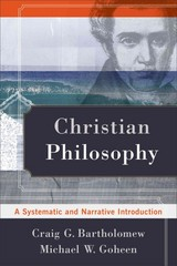 Christian Philosophy 1st Edition 9780801039119 0801039118