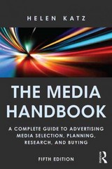 The Media Handbook 5th Edition 9780415856713 041585671X