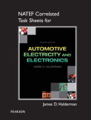 NATEF Correlated Task Sheets for Automotive Electricity and Electronics 4th Edition 9780133053135 013305313X