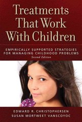 Treatments That Work with Children 2nd Edition 9781433813047 1433813041