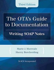 The OTA's Guide to Documentation 3rd Edition 9781617110825 1617110825
