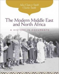 The Modern Middle East and North Africa 1st Edition 9780195338270 0195338278