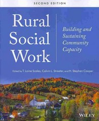 Rural Social Work 2nd Edition 9781118445167 1118445163