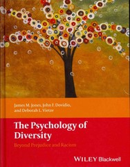 The Psychology of Diversity 1st Edition 9781405162135 1405162139