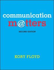 Communication Matters w/ Connect Plus Access Card 2nd Edition 9780077820084 0077820088