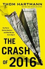 The Crash of 2016 1st Edition 9780446584838 0446584835