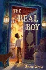The Real Boy 1st Edition 9780062015075 0062015079