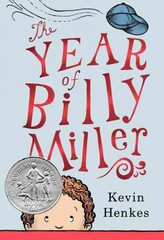 The Year of Billy Miller 1st Edition 9780062268129 0062268120