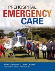 Prehospital Emergency Care 10th edition 9780133369137 0133369137