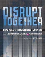 Disrupt Together 1st Edition 9780133384116 013338411X
