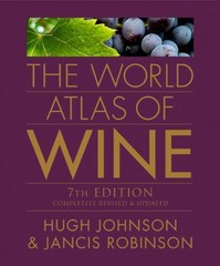 World Atlas of Wine 7th Edition 9781845336899 1845336895