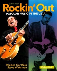 Rockin' Out 6th Edition 9780205956807 0205956807