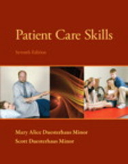 Patient Care Skills 7th Edition 9780133055870 0133055876