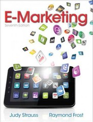 E-marketing 7th Edition 9781315506524 1315506521