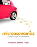 Microeconomics: Principles, Applications, and Tools Plus NEW MyEconLab with Pearson eText -- Access Card Package