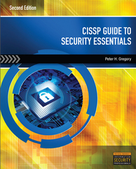 CISSP Guide to Security Essentials 2nd Edition 9781285060422 1285060423