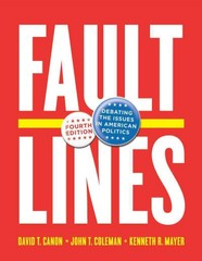 Faultlines 4th edition 9780393921595 039392159X