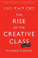 The Rise of the Creative Class--Revisited 1st Edition 9780465042487 0465042481