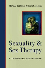 Sexuality and Sex Therapy 1st Edition 9780830828531 0830828532