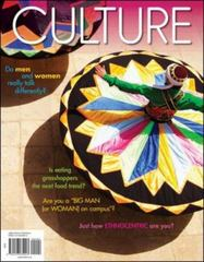CULTURE 2nd Edition 9780078035043 007803504X