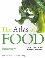 The Atlas of Food 1st Edition 9780520276420 0520276426