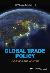 Global Trade Policy 1st Edition 9781118357644 1118357647