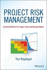 Project Risk Management 1st Edition 9781118482438 1118482433