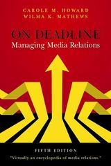 On Deadline 5th Edition 9781478603405 1478603402
