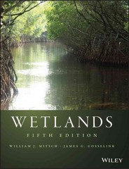 Wetlands 5th Edition 9781118676820 1118676823