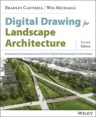 Digital Drawing for Landscape Architecture 2nd Edition 9781118693186 1118693183